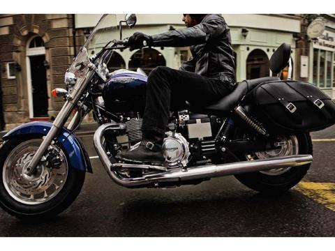 2014 Triumph America LT in Bellevue, Washington