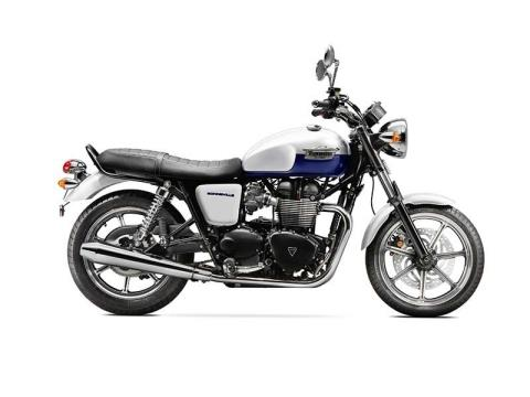 2014 Triumph Bonneville in Eden Prairie, Minnesota - Photo 1