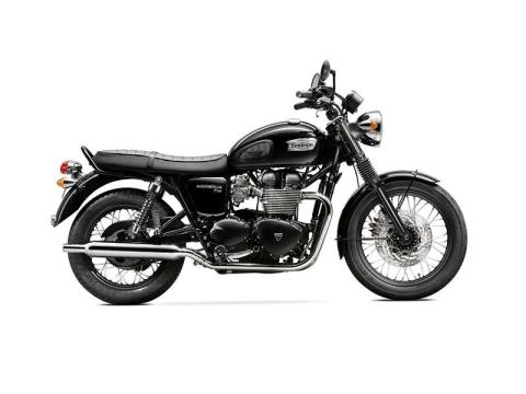 2014 Triumph Bonneville T100 Black in Cleveland, Ohio - Photo 1