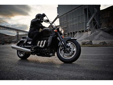 2014 Triumph Rocket III Roadster ABS in Greenville, South Carolina