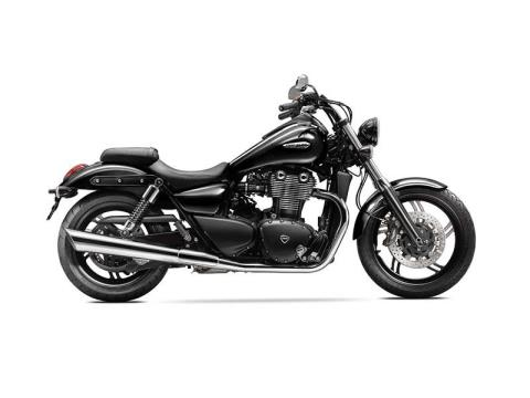 2014 Triumph Thunderbird Storm ABS in North Reading, Massachusetts
