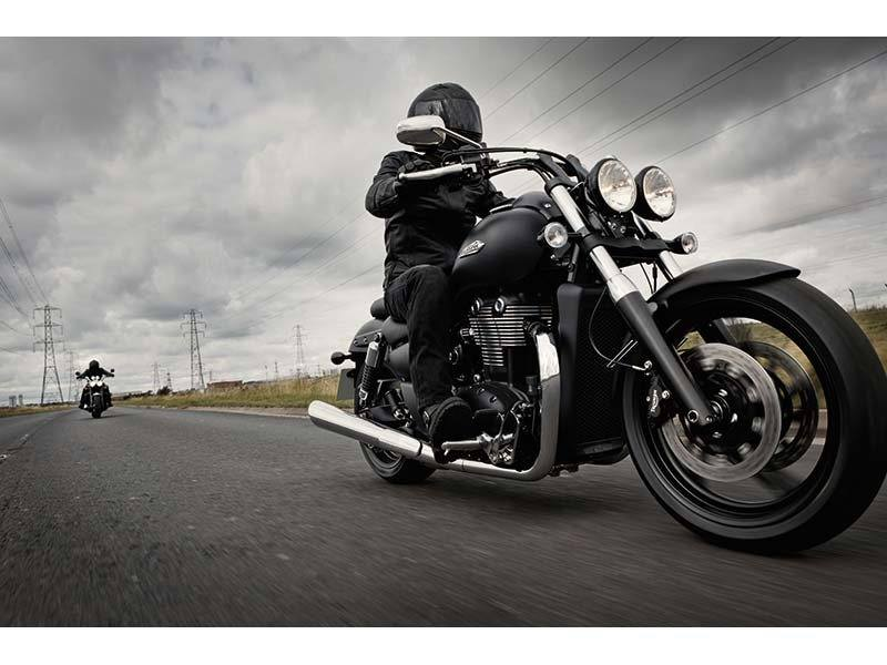 2014 Triumph Thunderbird Storm ABS in Greenville, South Carolina