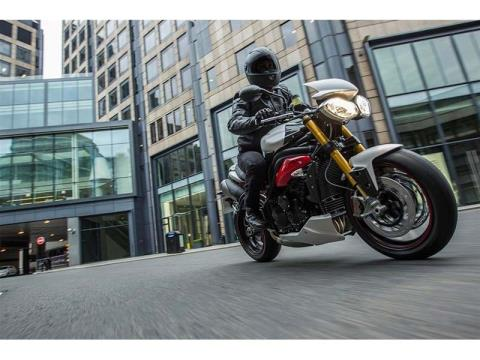 2014 Triumph Speed Triple R ABS in Tarentum, Pennsylvania