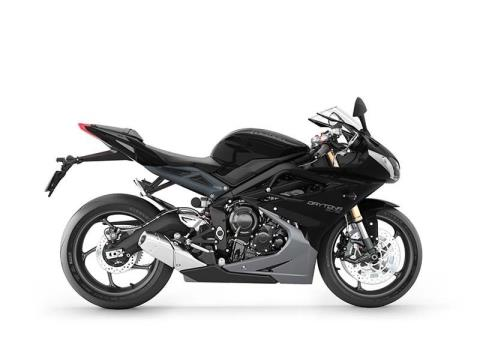 2014 Triumph Daytona 675 ABS in Simi Valley, California