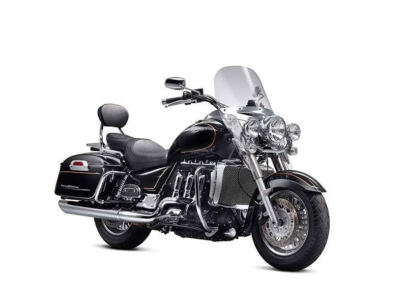 2014 Triumph Rocket III Touring ABS in Mobile, Alabama - Photo 2