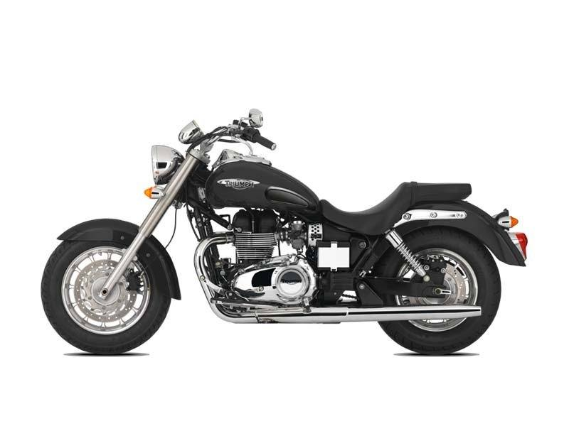 2015 Triumph America in Medford, Massachusetts