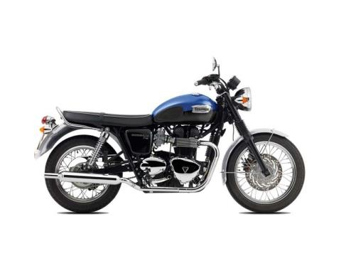 2015 Triumph Bonneville T100 in Dubuque, Iowa