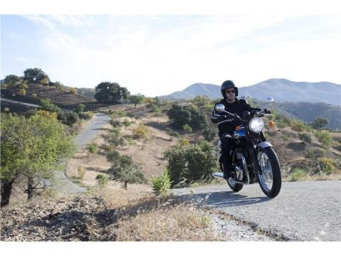 2015 Triumph Bonneville T100 in Bakersfield, California