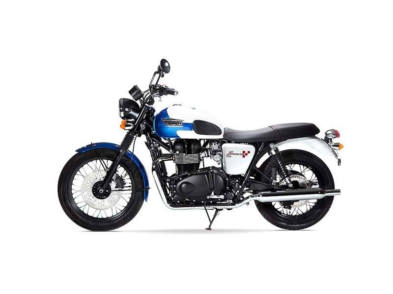 2015 Triumph Bonneville T214 in Nevada, Iowa