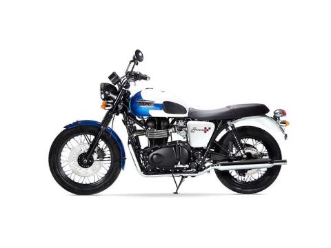 2015 Triumph Bonneville T214 in Dubuque, Iowa