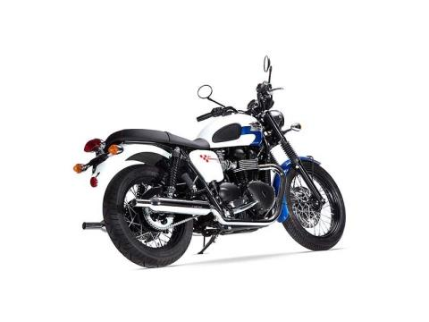 2015 Triumph Bonneville T214 in Greenville, South Carolina