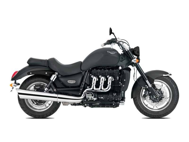 2015 Triumph Rocket III Roadster ABS in Miami, Florida