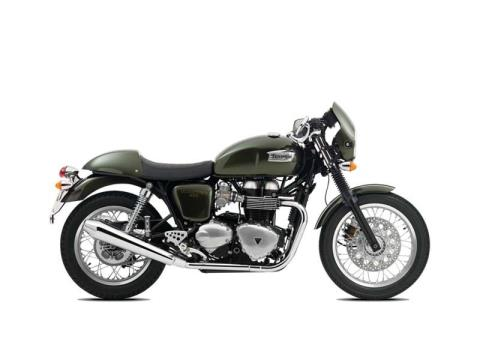 2015 Triumph Thruxton in Greenville, South Carolina