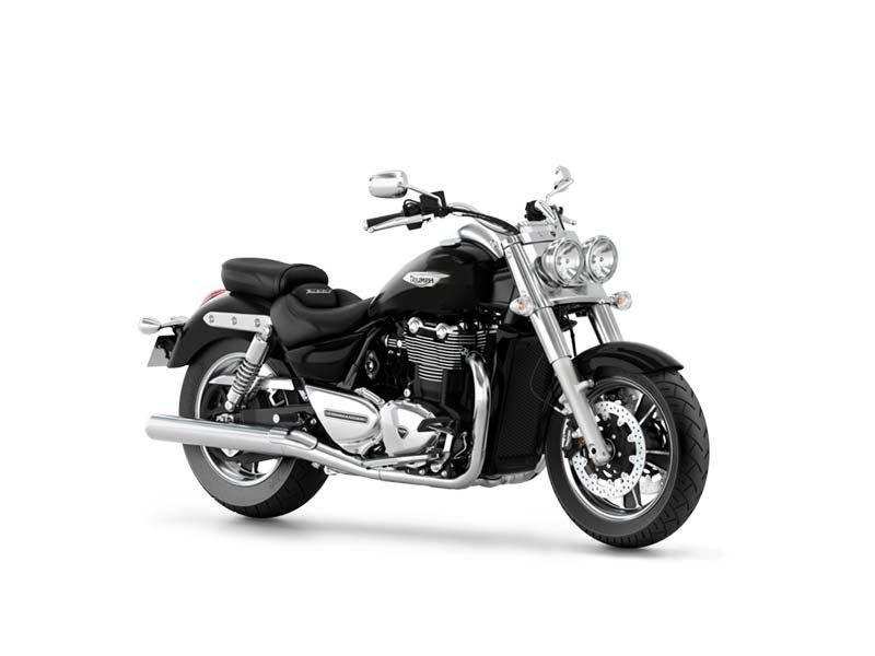 2015 Triumph Thunderbird Commander ABS in Dubuque, Iowa