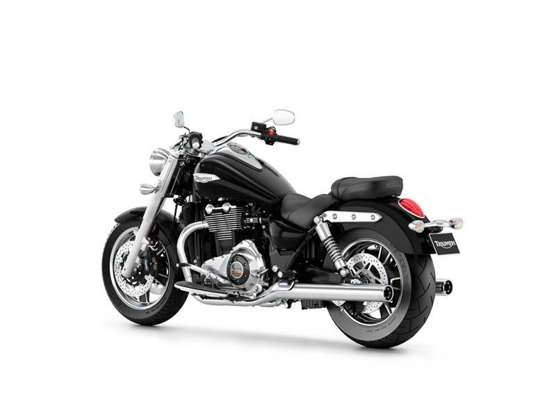 2015 Triumph Thunderbird Commander ABS in Miami, Florida