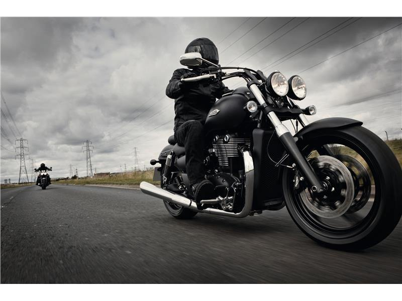 2015 Triumph Thunderbird Storm ABS in Miami, Florida