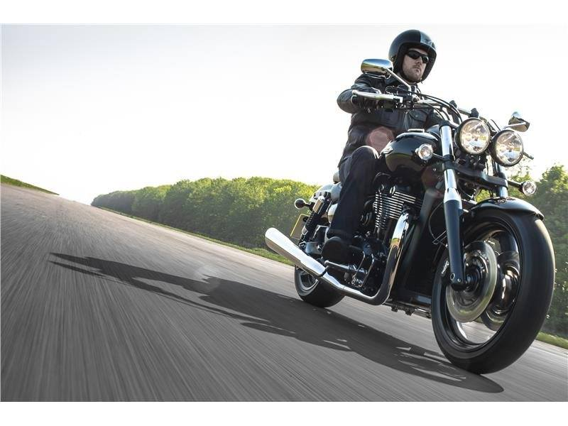 2015 Triumph Thunderbird Storm ABS in Columbus, Ohio