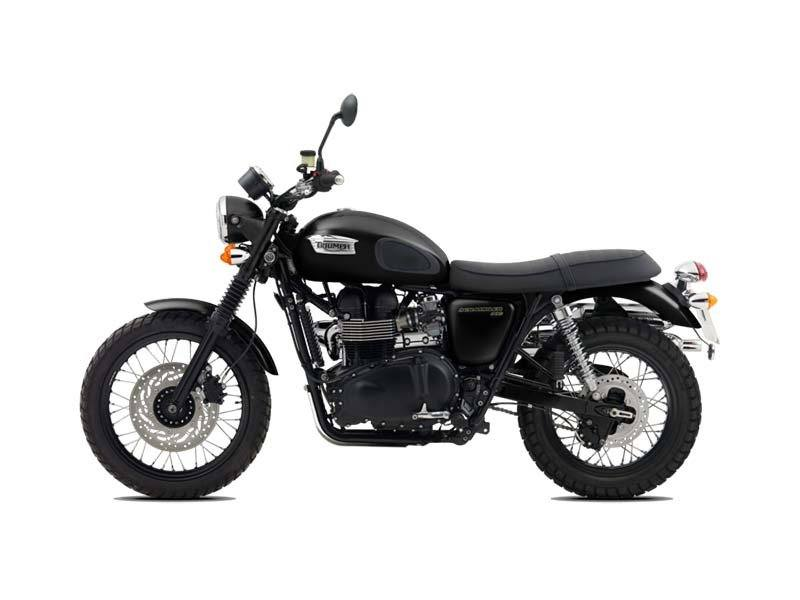 2015 Triumph Scrambler in Miami, Florida