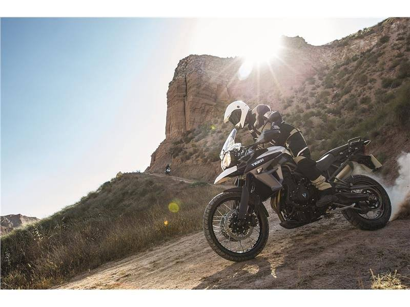 2015 Triumph Tiger 800 XC in Dubuque, Iowa