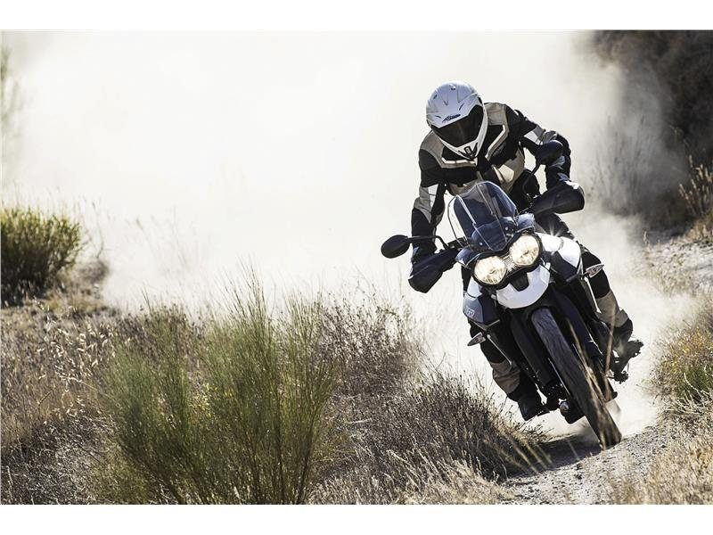 2015 Triumph Tiger 800 XC in Miami, Florida
