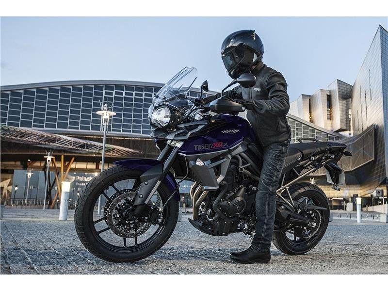 2015 Triumph Tiger 800 XRX in Miami, Florida