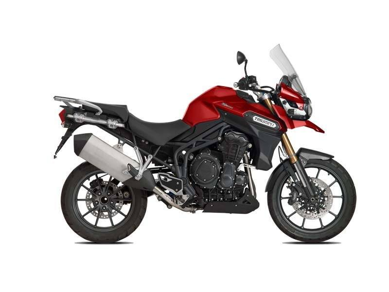 2015 Triumph Tiger Explorer ABS in Bakersfield, California - Photo 3
