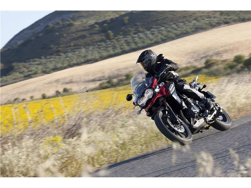 2015 Triumph Tiger Explorer ABS in Bakersfield, California - Photo 5