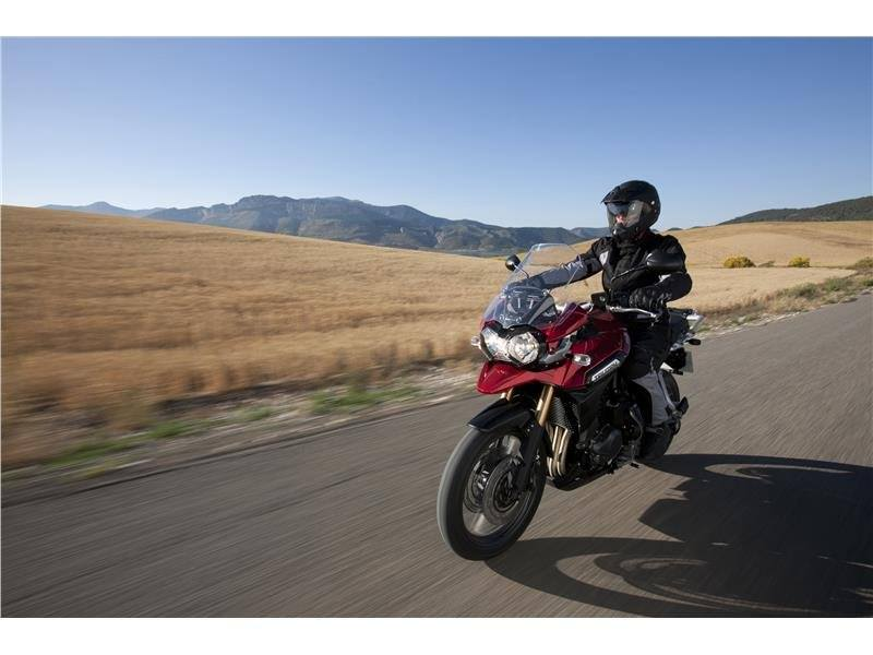 2015 Triumph Tiger Explorer ABS in Bakersfield, California - Photo 6