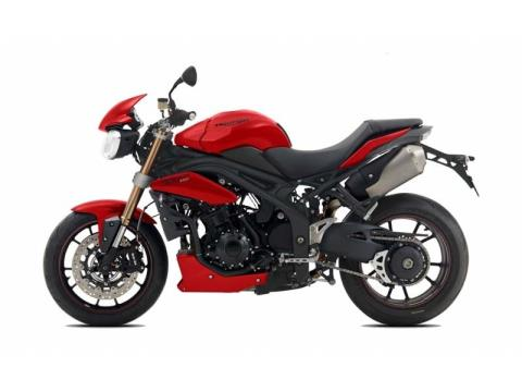2015 Triumph Speed Triple ABS in Miami, Florida