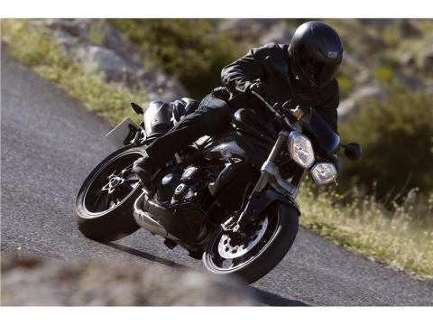 2015 Triumph Speed Triple ABS in Medford, Massachusetts