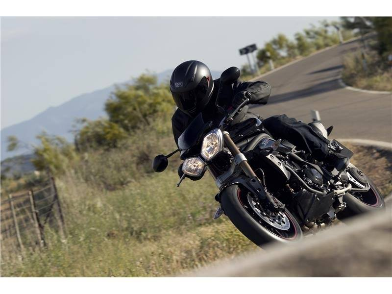 2015 Triumph Speed Triple ABS in Dubuque, Iowa