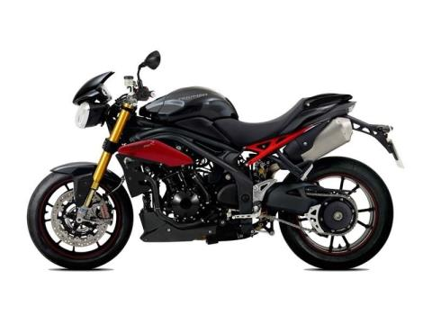 2015 Triumph Speed Triple R ABS in Miami, Florida