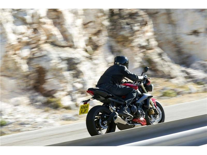 2015 Triumph Street Triple ABS in Sarasota, Florida
