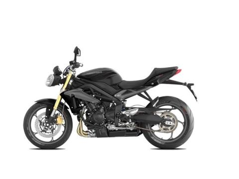 2015 Triumph Street Triple ABS in Miami, Florida