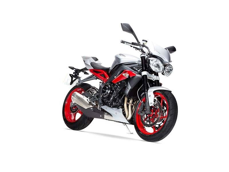 2015 Triumph Street Triple RX ABS in Miami, Florida
