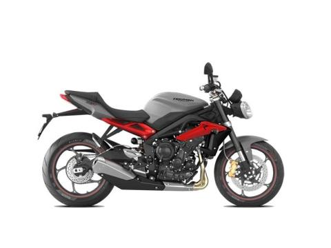 2015 Triumph Street Triple R ABS in Mobile, Alabama