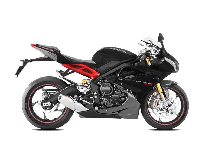 2015 Triumph Daytona 675R ABS in Mobile, Alabama
