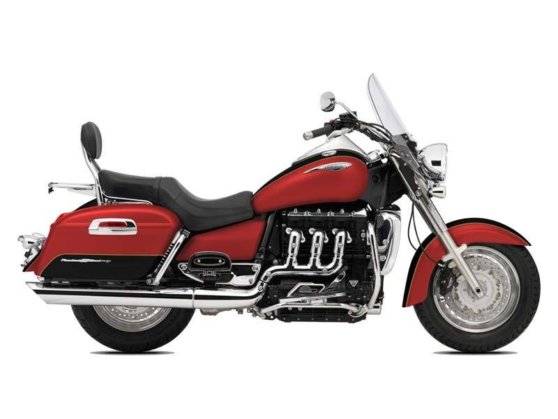 2015 Triumph Rocket III Touring ABS in Miami, Florida