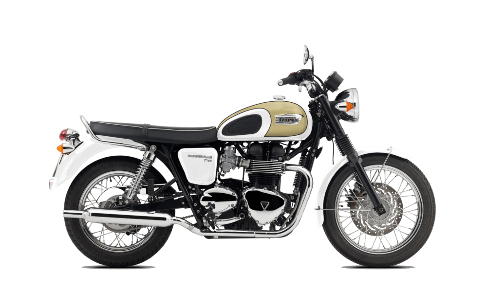 2016 Triumph Bonneville T100 in Greenville, South Carolina