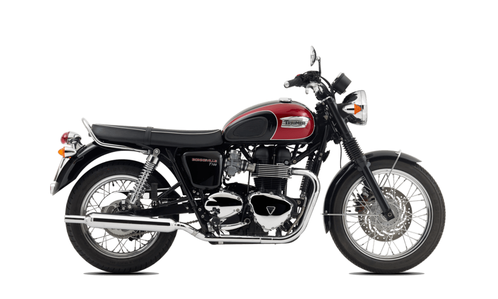 2016 Triumph Bonneville T100 in Canton, Ohio