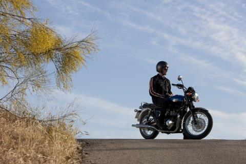 2016 Triumph Bonneville T100 in Miami, Florida