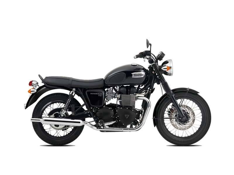 2016 Triumph Bonneville T100 Black Motorcycles Miami Florida