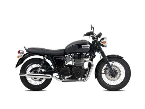 2016 Triumph Bonneville T100 Black in Miami, Florida