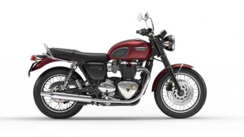 2016 Triumph Bonneville T120 in Columbus, Ohio