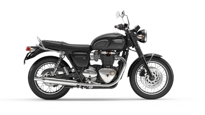 2016 Triumph Bonneville T120 in Shelby Township, Michigan