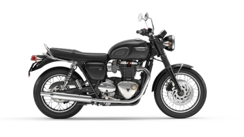 2016 Triumph Bonneville T120 in Canton, Ohio