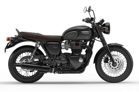 2016 Triumph Bonneville T120 Black in Miami, Florida
