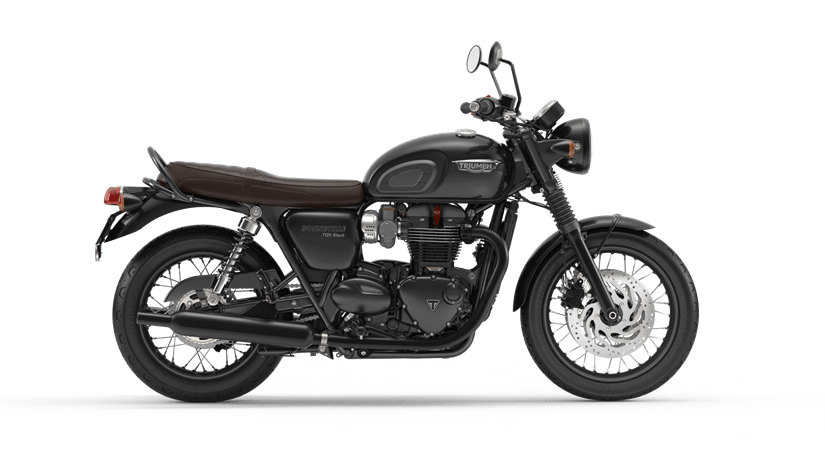 2016 Triumph Bonneville T120 Black in Simi Valley, California