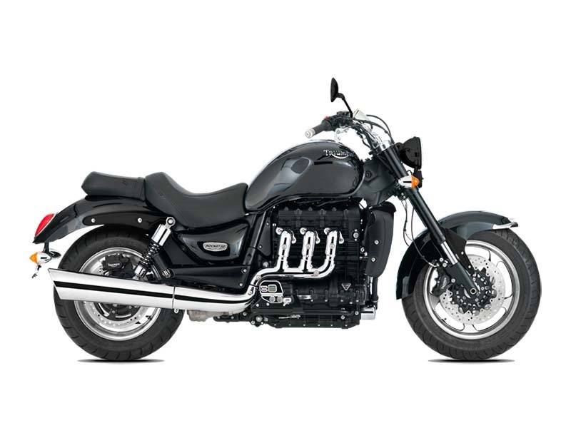 2016 Triumph Rocket III Roadster ABS in Dubuque, Iowa