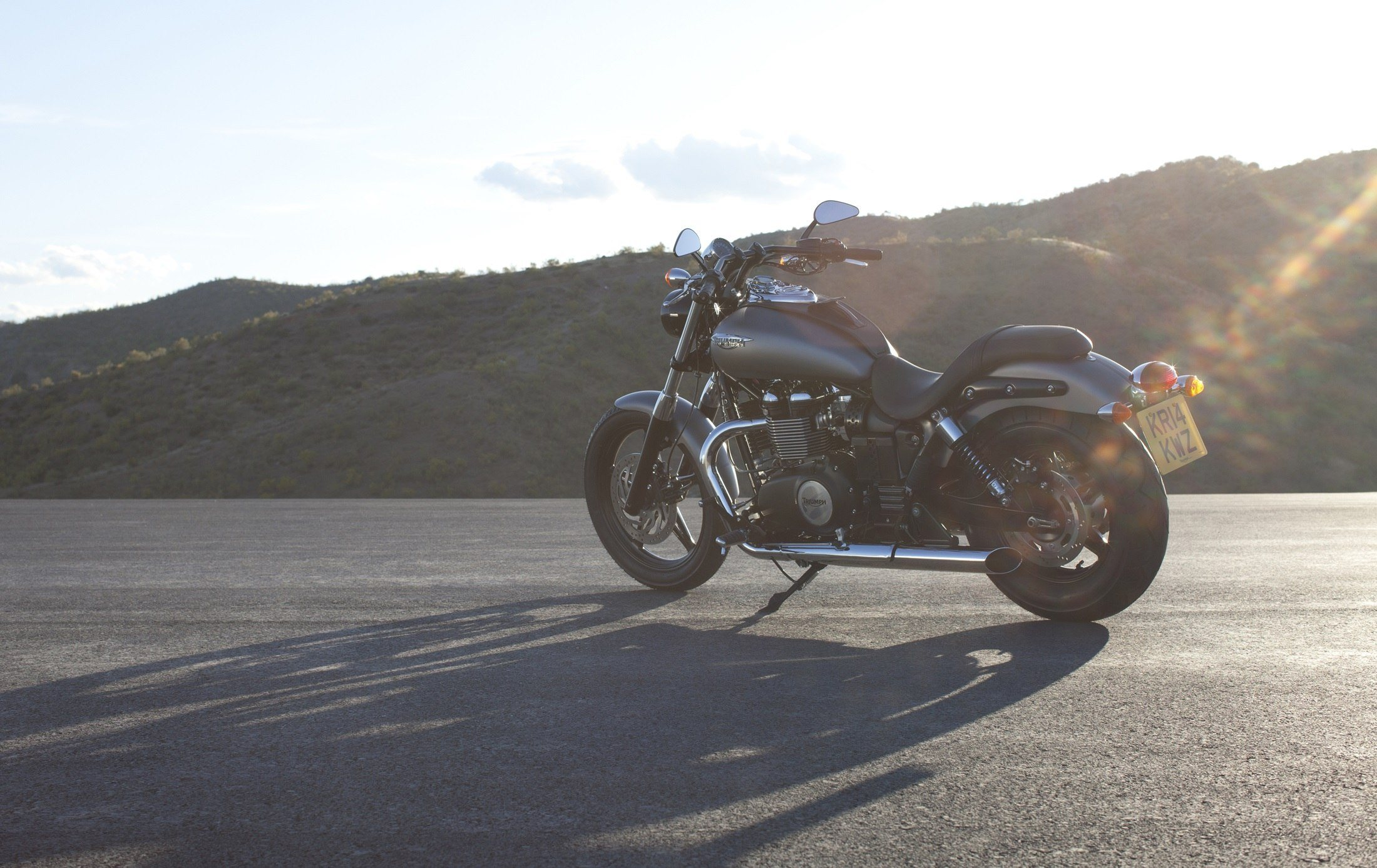2016 Triumph Speedmaster in Simi Valley, California